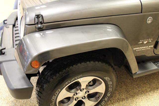 2016 Jeep Wrangler Unlimited Sahara Roscoe, Illinois 13