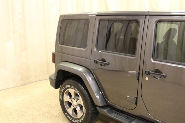 2016 Jeep Wrangler Unlimited Sahara Roscoe, Illinois 6