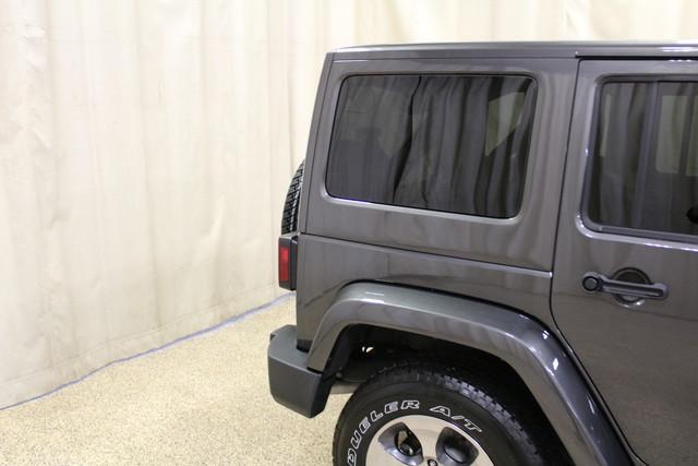 2016 Jeep Wrangler Unlimited Sahara Roscoe, Illinois 7