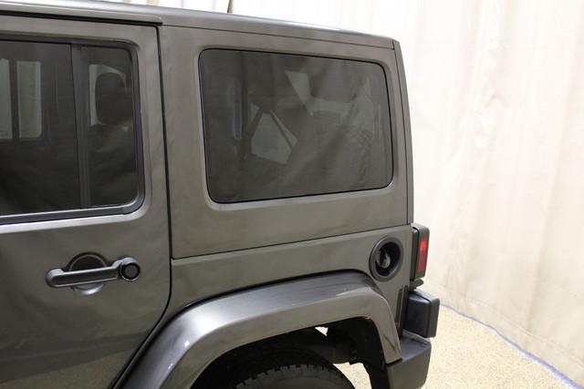 2016 Jeep Wrangler Unlimited Sahara Roscoe, Illinois 10