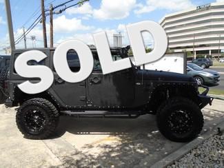 2016 Jeep Wrangler Unlimited Black Bear over 70k new San Antonio, Texas