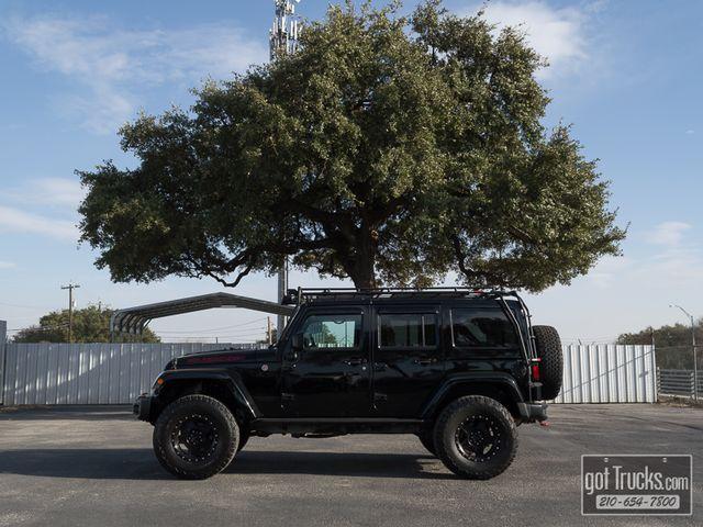 2016 Jeep Wrangler Unlimited Rubicon Hard Rock 3.6L V6 4X4 | American Auto Brokers San Antonio, TX in San Antonio Texas