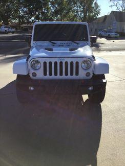 2016 Jeep Wrangler Unlimited Rubicon Hard Rock Sulphur Springs, Texas 2