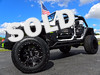 """2016 Jeep Wrangler Unlimited CUSTOM LIFTED 24S 37""""S FUEL DV8 SMITTY Tampa, Florida"""