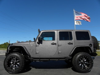 2016 Jeep Wrangler Unlimited RHINO