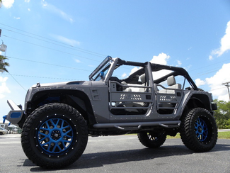 2016 Jeep Wrangler Unlimited MACHETECUSTOMLIFTEDVPRXDXRCARMORLINE X   Florida  Bayshore Automotive   in , Florida