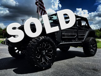 2016 Jeep Wrangler Unlimited CUSTOM LIFTED LEATHER NITTO FUEL SMITTY ARMOR in ,, Florida