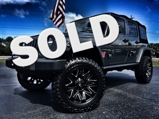 2016 Jeep Wrangler Unlimited BLACKBEAR CUSTOM LIFTED LEATHER in ,, Florida