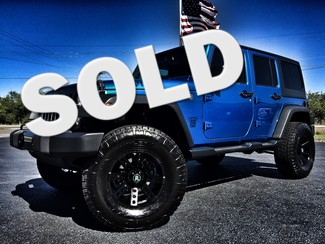 2016 Jeep Wrangler Unlimited CUSTOM WILLY'S UNLIMITED 35
