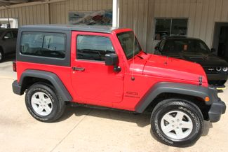 2016 Jeep Wrangler Sport in Vernon Alabama