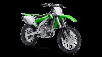 2016 Kawasaki KX™450F Hutchinson, Kansas