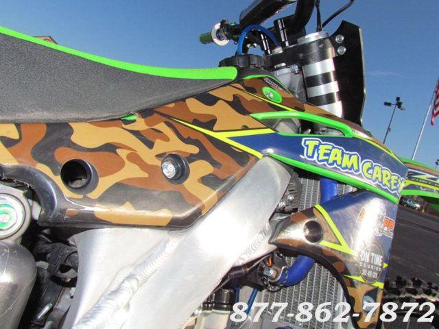 2016 Kawasaki KX250F KX250F McHenry, Illinois 15