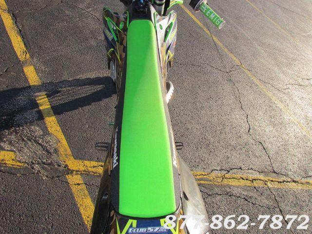 2016 Kawasaki KX250F KX250F McHenry, Illinois 17