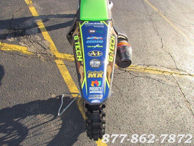 2016 Kawasaki KX250F KX250F McHenry, Illinois 18
