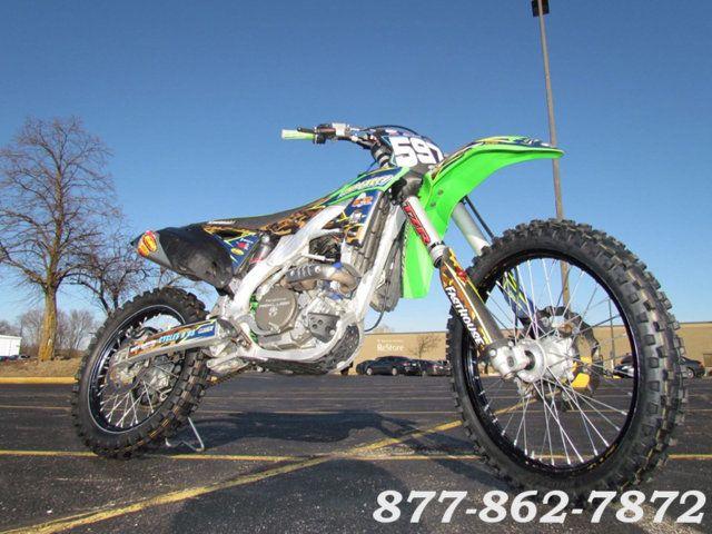 2016 Kawasaki KX250F KX250F McHenry, Illinois 2