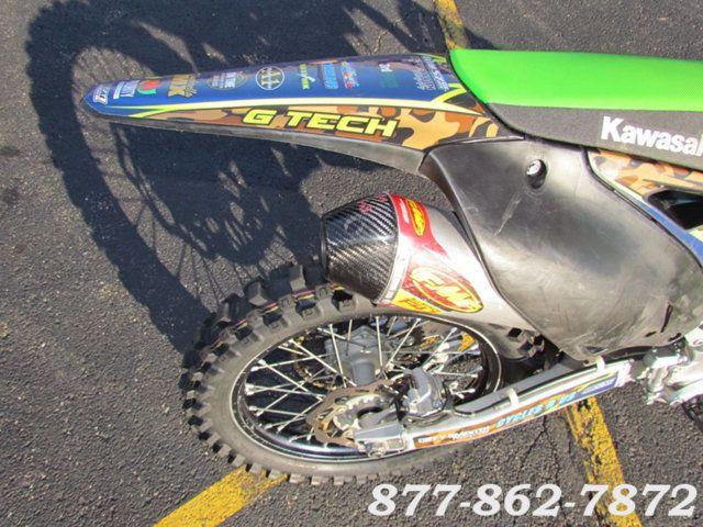 2016 Kawasaki KX250F KX250F McHenry, Illinois 20