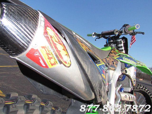 2016 Kawasaki KX250F KX250F McHenry, Illinois 21