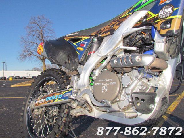 2016 Kawasaki KX250F KX250F McHenry, Illinois 23