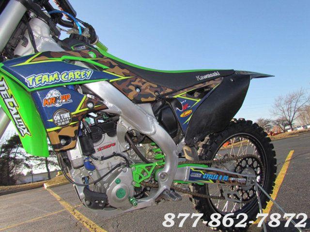 2016 Kawasaki KX250F KX250F McHenry, Illinois 24