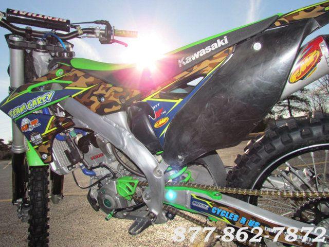 2016 Kawasaki KX250F KX250F McHenry, Illinois 26