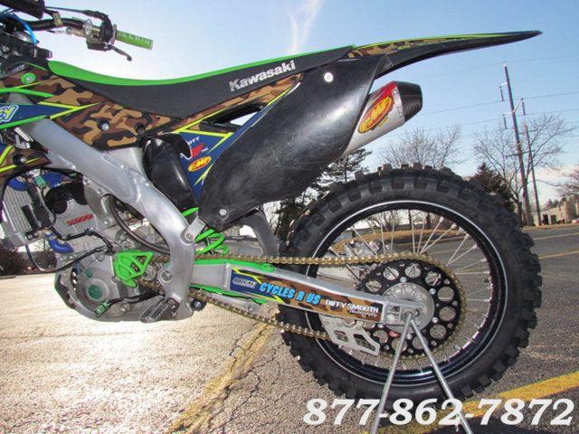 2016 Kawasaki KX250F KX250F McHenry, Illinois 27