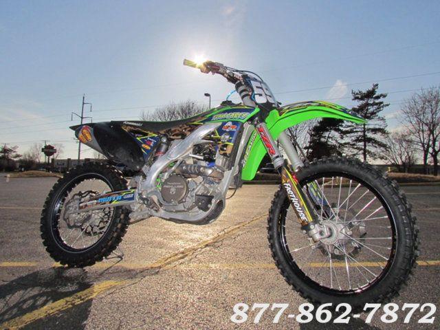 2016 Kawasaki KX250F KX250F McHenry, Illinois 29