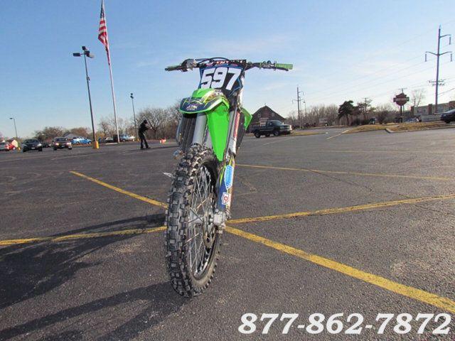 2016 Kawasaki KX250F KX250F McHenry, Illinois 30