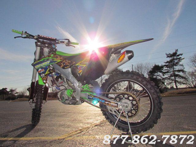 2016 Kawasaki KX250F KX250F McHenry, Illinois 32