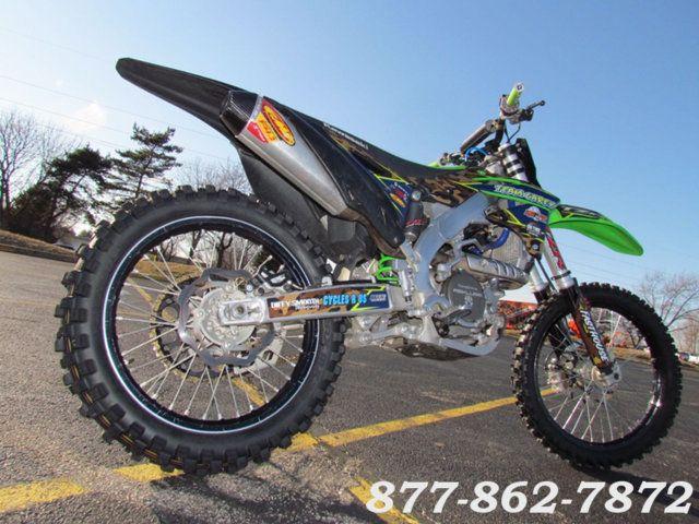 2016 Kawasaki KX250F KX250F McHenry, Illinois 34