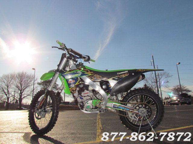 2016 Kawasaki KX250F KX250F McHenry, Illinois 35