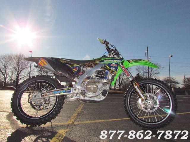 2016 Kawasaki KX250F KX250F McHenry, Illinois 36