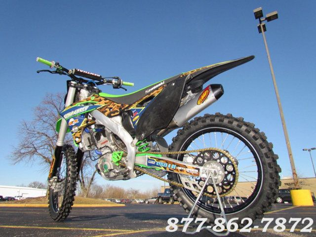 2016 Kawasaki KX250F KX250F McHenry, Illinois 5