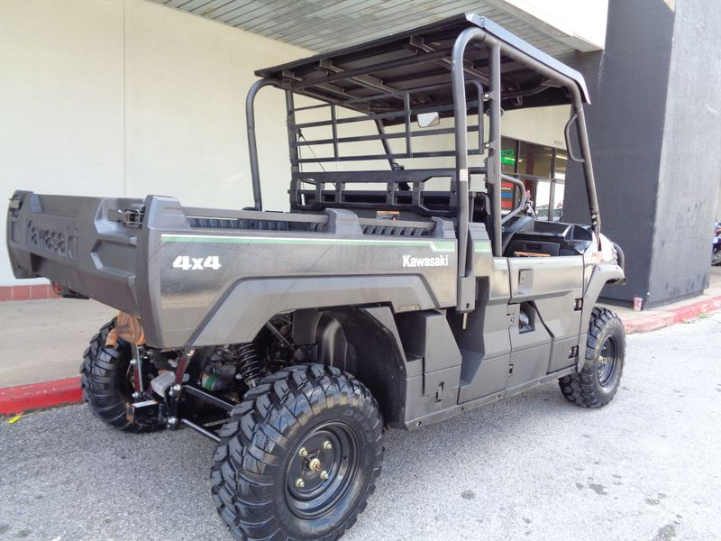 2016 Kawasaki Mule Pro-FX  EPS  Oklahoma  Action PowerSports  in Tulsa, Oklahoma