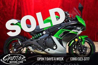 2016 Kawasaki Ninja® 650 ABS   Daytona Beach, FL   Spanos Motors-[ 2 ]