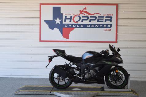 2016 Kawasaki Ninja® ZX™-6R in , TX