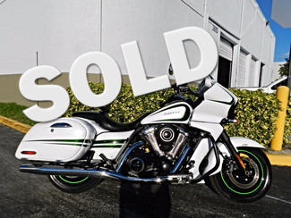2016 Kawasaki Vulcan® 1700 Vaquero® in Hollywood, Florida