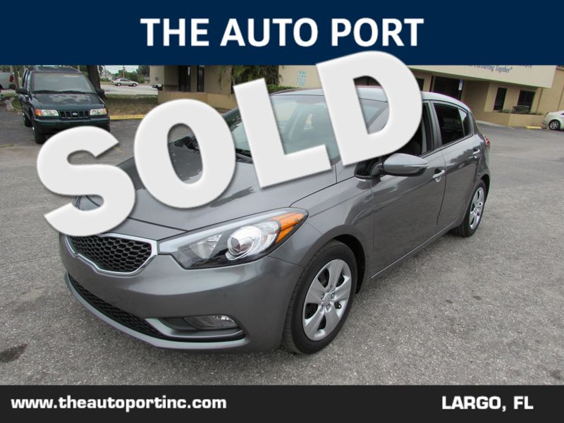 2016 Kia Forte 5-Door LX | Clearwater, Florida | The Auto Port Inc in Clearwater Florida