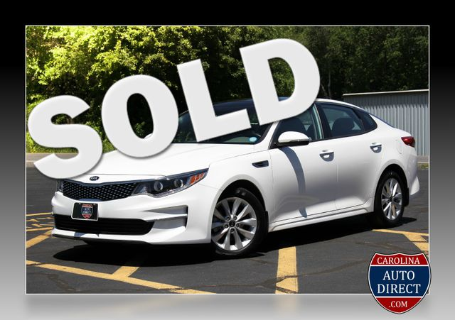 2016 Kia Optima EX - Carfax One Owner Mooresville , NC 0