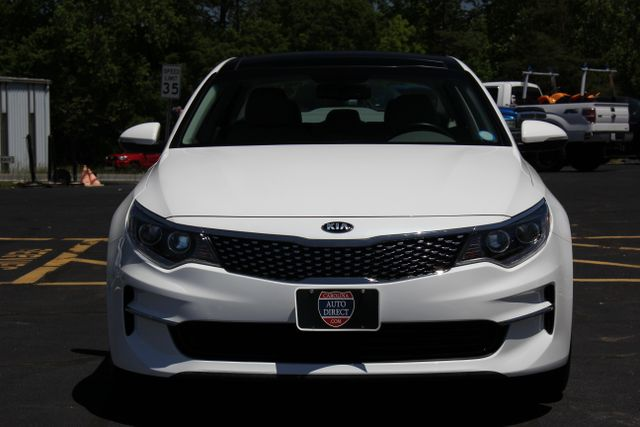 2016 Kia Optima EX - Carfax One Owner Mooresville , NC 1