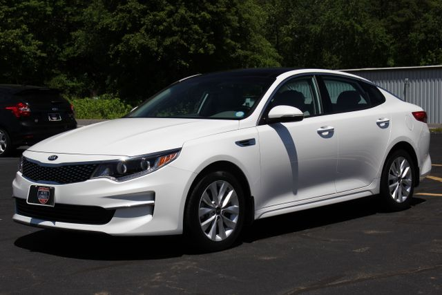 2016 Kia Optima EX - Carfax One Owner Mooresville , NC 2