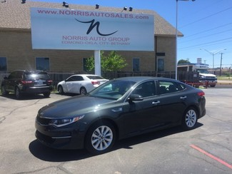 2016 Kia Optima LX in Oklahoma City OK