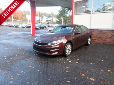2016 Kia Optima LX in WATERBURY, CT