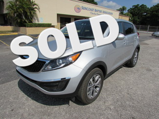 2016 Kia Sportage in Clearwater Florida