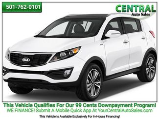 2016 Kia Sportage LX | Hot Springs, AR | Central Auto Sales in Hot Springs AR