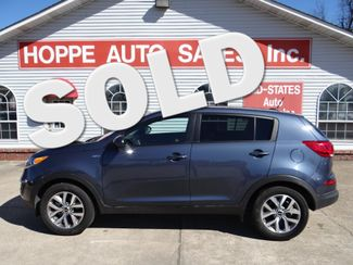 2016 Kia Sportage LX | Paragould, Arkansas | Hoppe Auto Sales, Inc. in  Arkansas