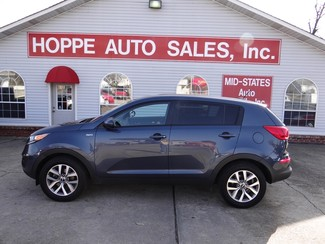 2016 Kia Sportage LX in  Arkansas