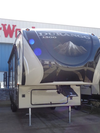 2016 Kz Durango 1500 D251RLT Mandan, North Dakota