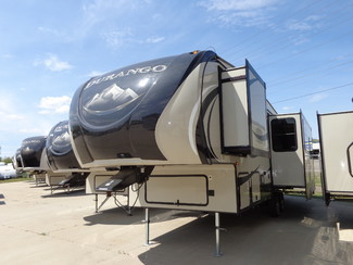 2016 Kz Durango 1500 D277RLT Mandan, North Dakota 1