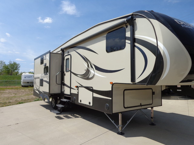 2016 Kz Durango 1500 D281RLT Mandan, North Dakota 0