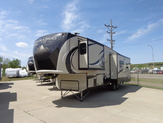 2016 Kz Durango 2500 D348RKT Mandan, North Dakota